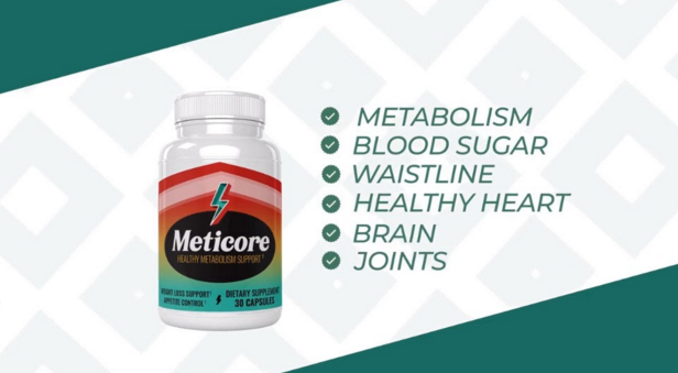 Meticore benefits